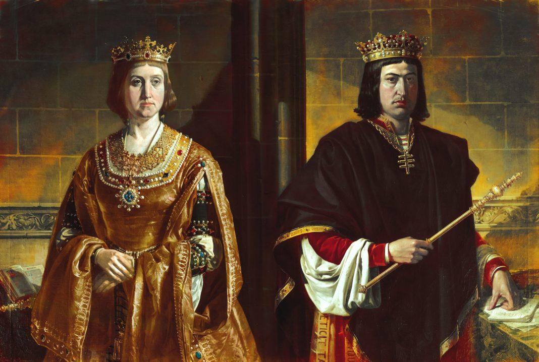 El-irregular-matrimonio-de-los-Reyes-Católicos-de-España