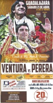 Diego Ventura vs Miguel Ángel Perera 21 abril 2018