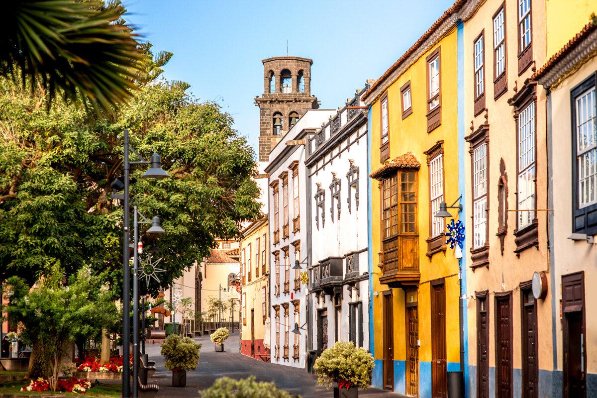 Patrimonio de la Humanidad en España: San Cristóbal de la Laguna