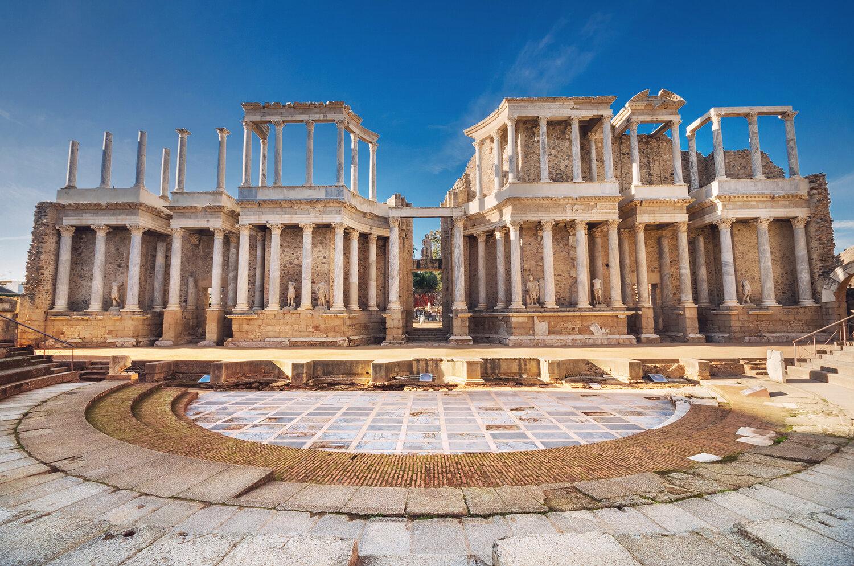 Patrimonio de la Humanidad en España: Mérida | Foto: Dreamstime