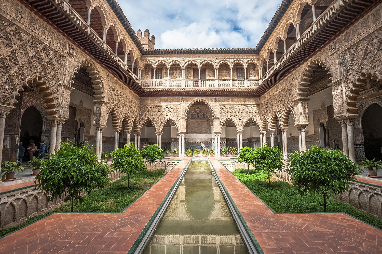 Patrimonio de la Humanidad en España: Alcázar, Catedral y Archivo de Indias de Sevilla