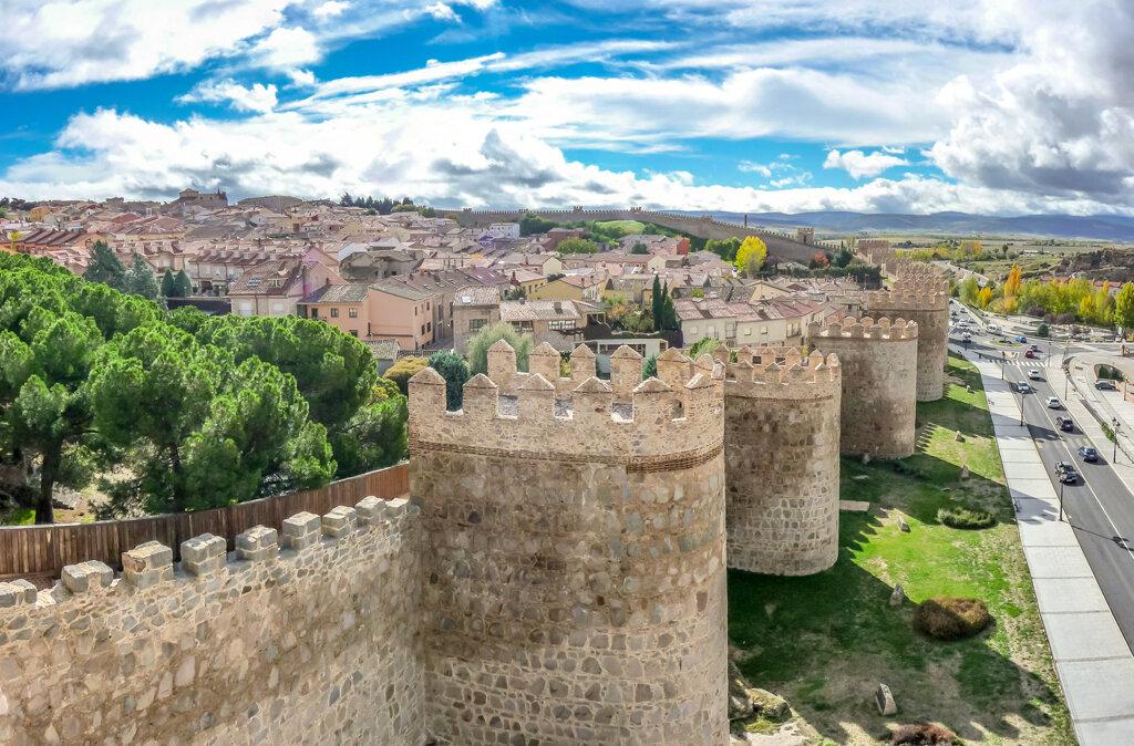 Patrimonio de la Humanidad en España: Ávila | Foto: Dreamstime