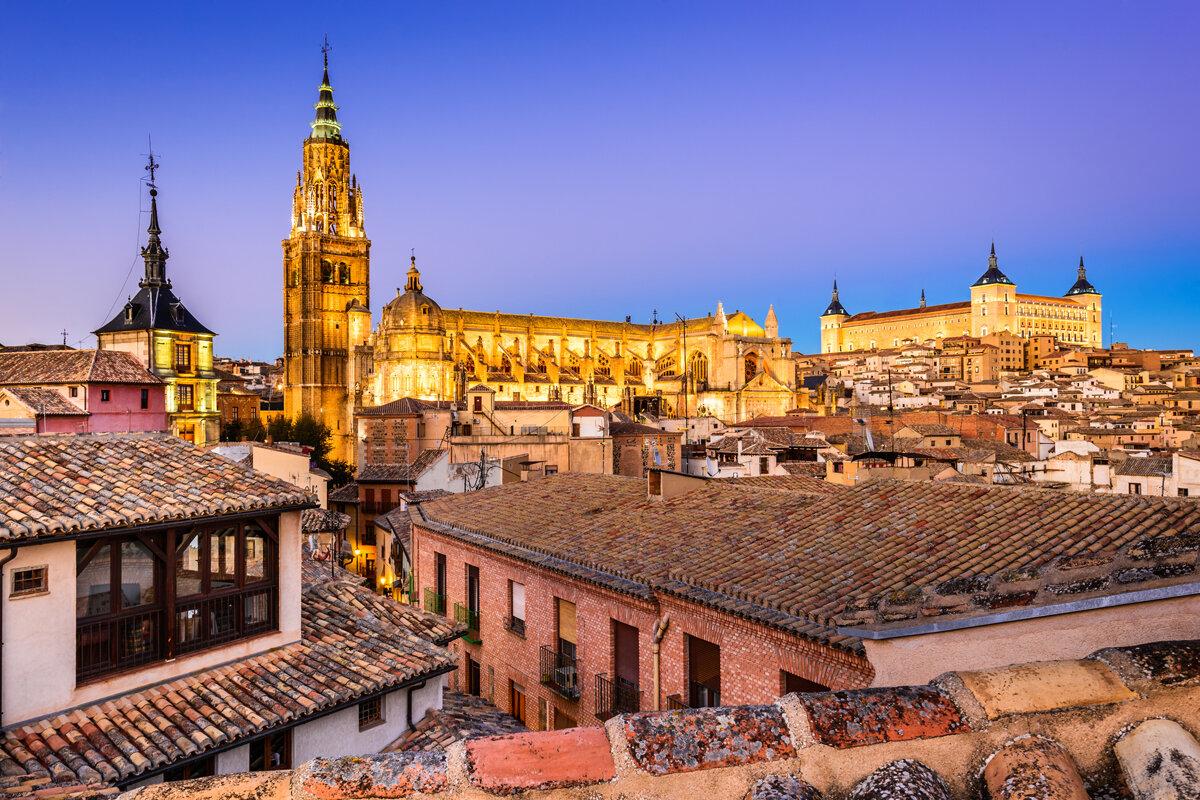 Patrimonio de la Humanidad en España: Toledo | Foto: Dreamstime