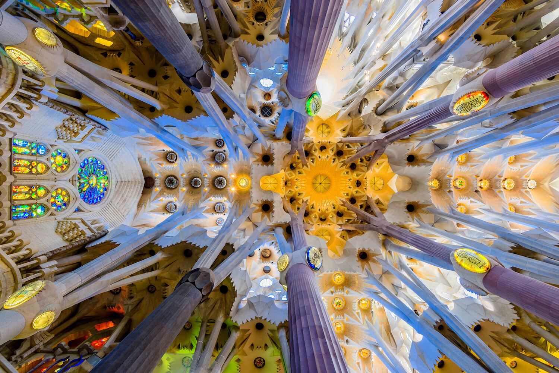 Patrimonio de la Humanidad en España: Obras de Antonio Gaudí