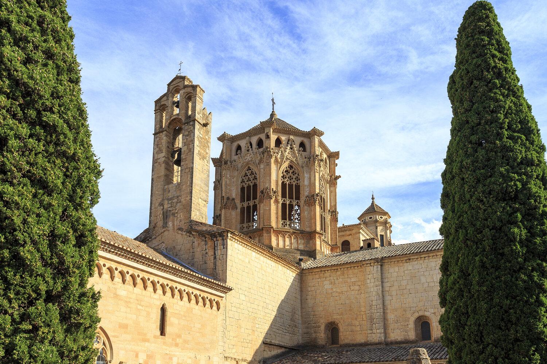 Patrimonio de la Humanidad en España: Monasterio de Poblet