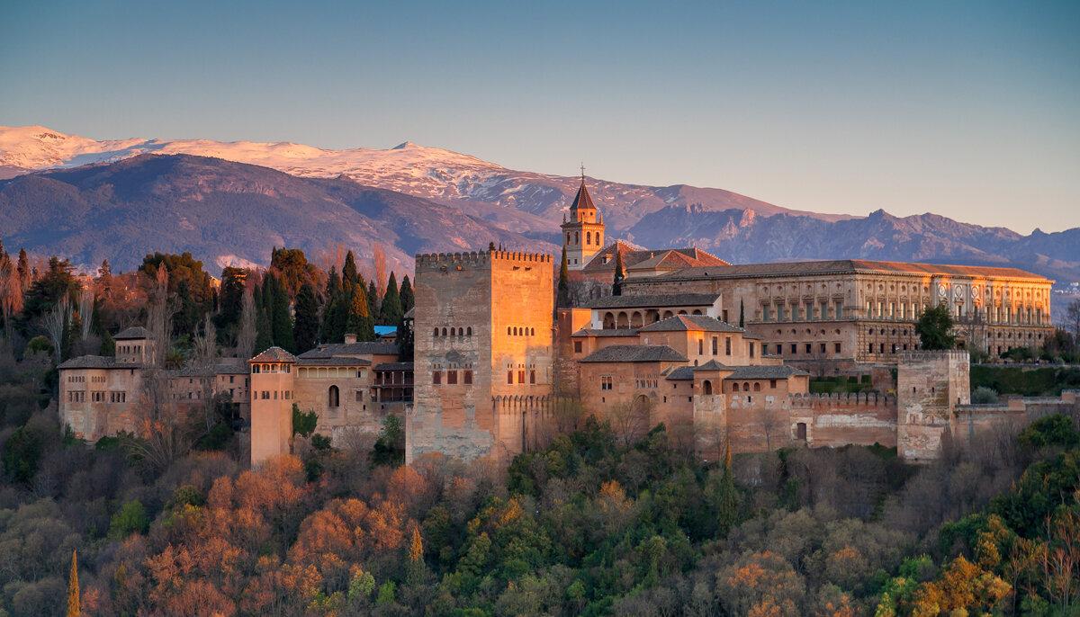 Patrimonio de la Humanidad en España: Alhambra de Granada