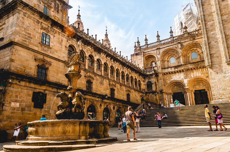 Patrimonio de la Humanidad en España: Santiago de Compostela | Foto: Dreamstime