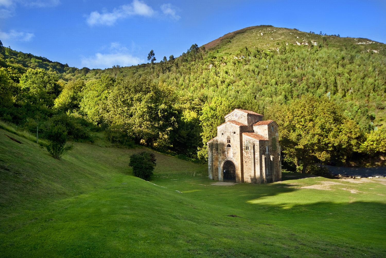Patrimonio de la Humanidad en España: Monumentos de Oviedo y Reino de Asturias | Foto: Dreamstime