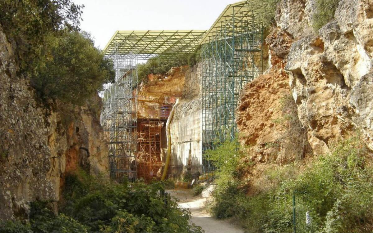 Patrimonio de la Humanidad en España: Sitio arqueológico de Atapuerca
