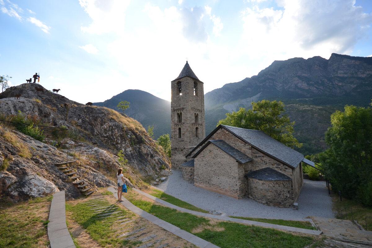 Patrimonio de la Humanidad en España: Vall de Boí