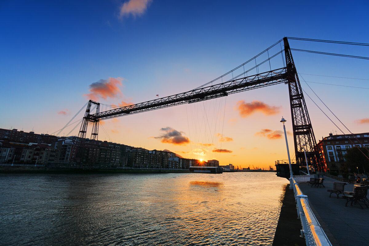 Patrimonio de la Humanidad en España: Puente de Vizcaya
