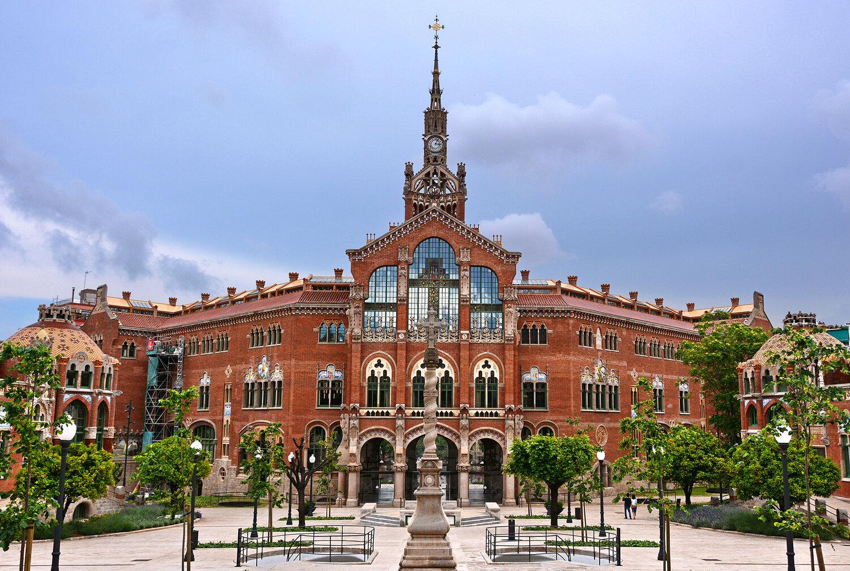 Patrimonio de la Humanidad en España: Hospital de Sant Pau | Foto: Dreamstime