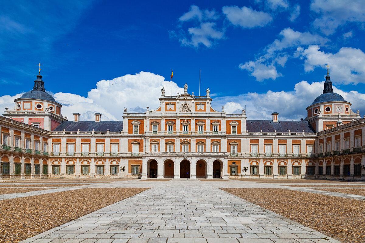 Patrimonio de la Humanidad en España: Aranjuez