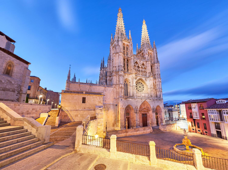 Patrimonio de la Humanidad en España: Catedral de Burgos | Foto: Dreamstime
