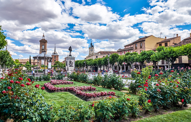 Patrimonio de la Humanidad en España: Alcalá de Henares